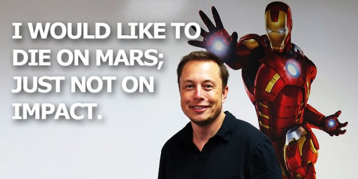 Die on Mars