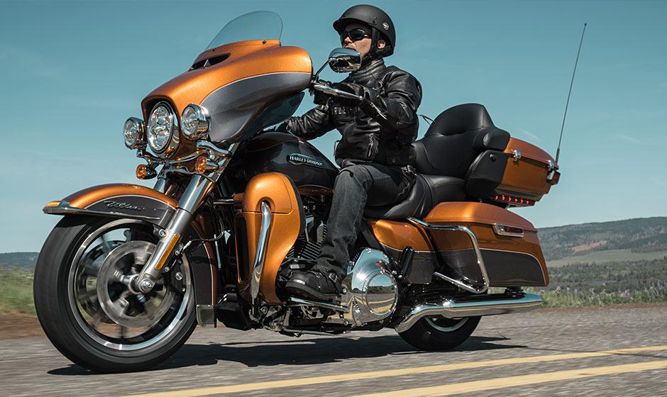 H D electra glide