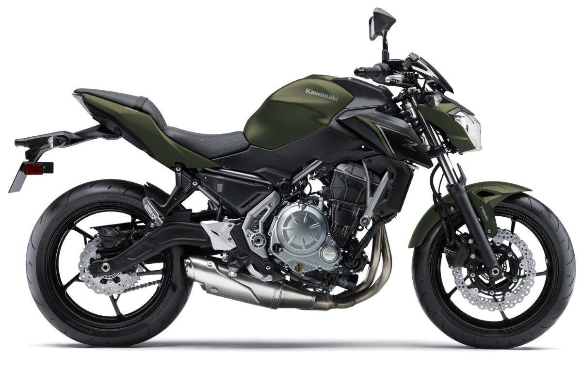 Kawasaki Z650 Ninja 650 Kleurstellingen Voor Europa