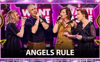 Roel Verheggen met Angels Rule naar halve finale 'We want more'