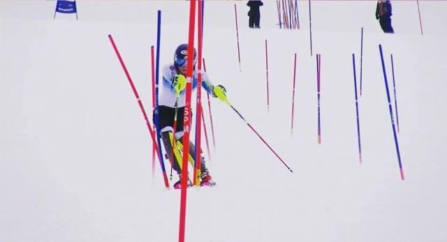Mikaela Shiffrin luchará por hacerse con su cuarto título de slalom en la Copa del Mundo FOTO: Facebook Mikaela Shiffrin