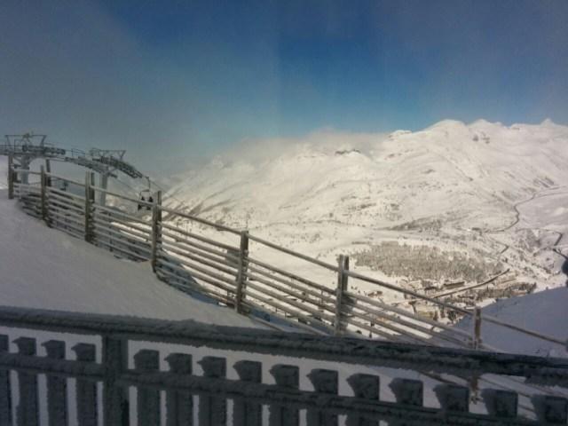 Las dos estaciones de esquí alpino del valle del Aragón se han unido para ofrecer a los amantes de la nieve un gran dominio