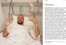 Aksel Lund Svindal ha anunciado en cuenta de Instagram que se ha operado de la rodilla