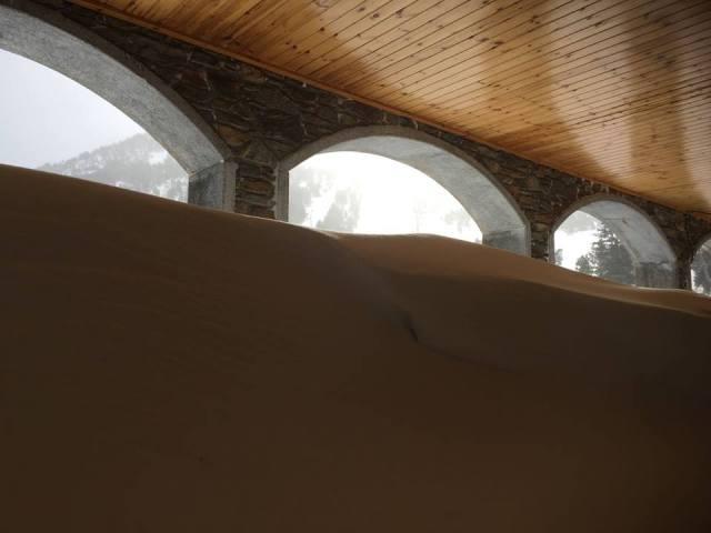 Increible nevada en Ordino Arcalís