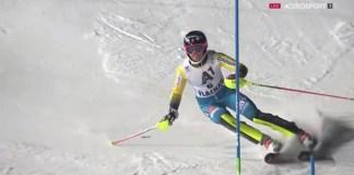 Frida Hansdotter ha logrado su primera victoria de esta temporada en el slalom de Flachau