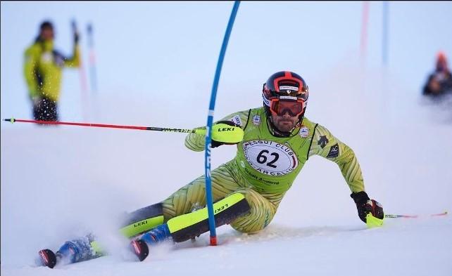 Quim Salarich disputará el slalom del Mundial de St Moritz FOTO: Instagram Salarich