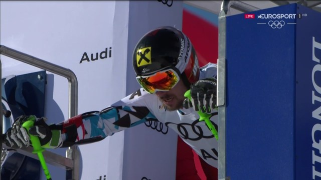 Marcel Hirscher no ha estado nada fino y ha perdido las dos carreras en las que ha tomado parte FOTO: Eurosport