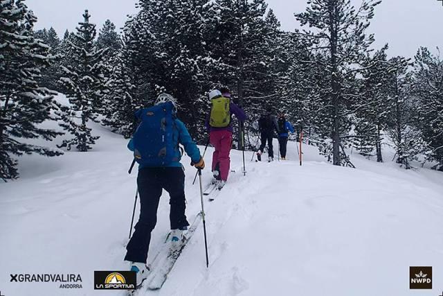 Ski Andorra y la FAM elaboran unas normas para practicar el esquí de montaña o randonné