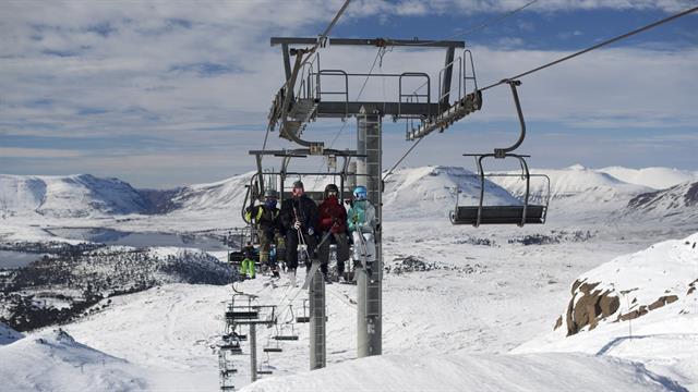 El après-ski es uno de los platos fuertes de la estación argentina
