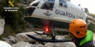 Otro fin de semana movido con rescates en el Pirineo aragonés, sierra de Guara y Moncayo