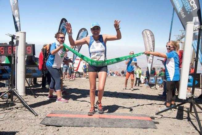 Un total de 600 corredores coronarán domingo 6 de agosto la cima del Veleta