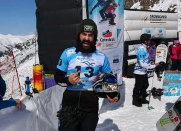 Regino Hernández logra una meritoria 6ª plaza en Argentina