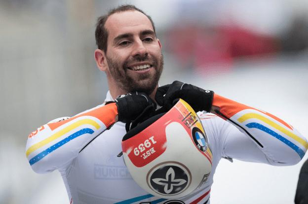 Ander Mirambell feliz con su 17 posición en Whistler