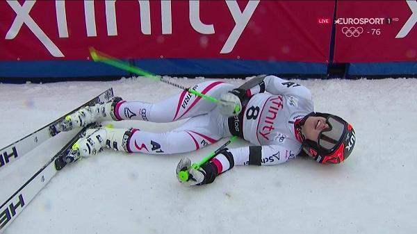 Stephanie Brunner lo ha dado todo pero se ha quedado a pie de podio