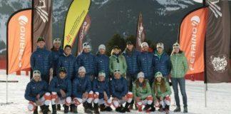 Selección catalana de esquí de montaña