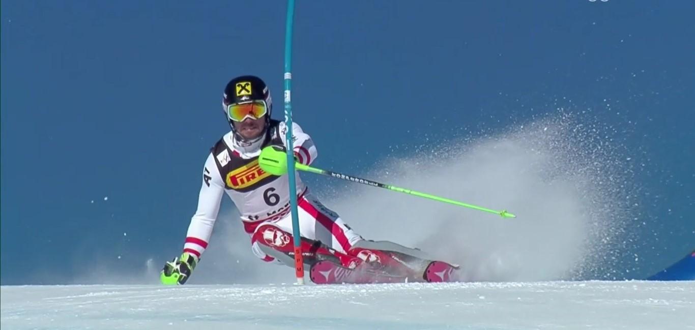 Marcel Hirscher ha decidido disputar el slalom de Levi de este domingo tras superar una fractura de maleolo