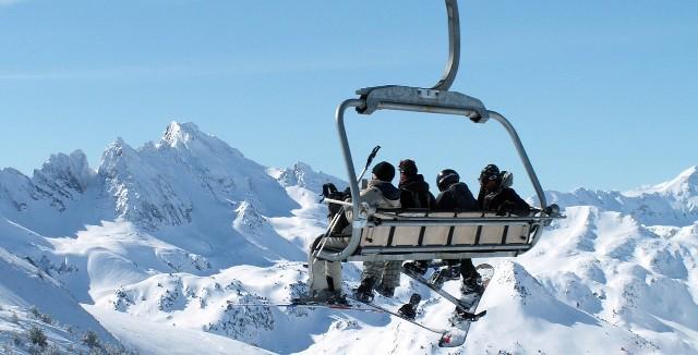 Remontes de última tecnología en los Pirineos franceses