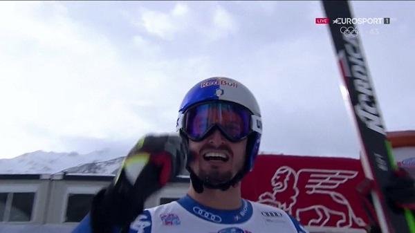 Dominik Paris ha sido el mejor en el descenso de Bormio, donde logró su primera victoria en la Copa del Mundo hace cinco años
