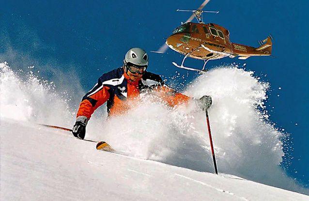 Pep Campolier es el responsable de que las temporadas de esquí en la Península se inicien en el puente de la Purísima