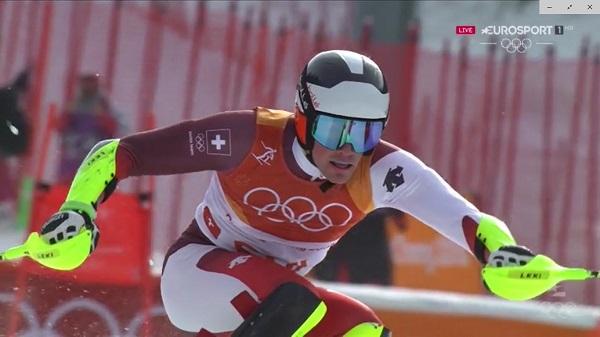 Daniel Yule le ha dado al equipo suizo el punto final que ha supuesto la medalla de oro para los helvéticos