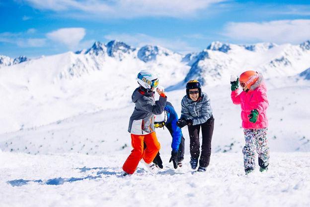 Los niños vivirán unas jornadas de ensueño en el jardín de nieve de Grau Roig