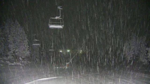 Port del Comte, con más de un metro de nieve, está cerrada hoy al público