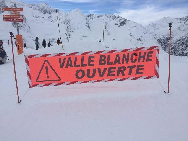 La Vallée Blanche, uno de los trazados más divertidos de Peyragudes