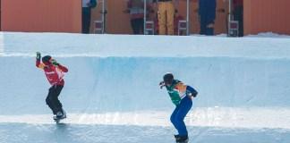 La rider Astrid Fina abre el medallero español en los Juegos Paralímpicos de PyeongChang