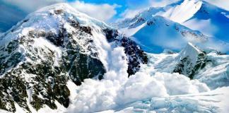 Alud mortal en los Alpes franceses