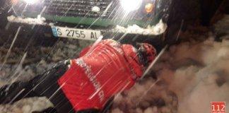 Cuatro de los rescatados por la Guardia Civil en Cantabria sufrían leves síntomas de hipotermia