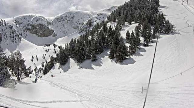 Masella después de la nevada