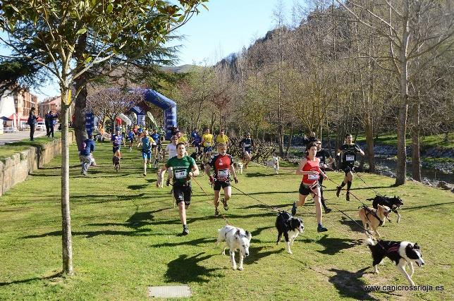 El Canicross Demanda Xtrem ya tiene 150 participantes