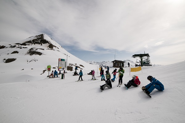 Formigal albergó el Campeonato de España de Boardercross y skicross FOTO: Aramón