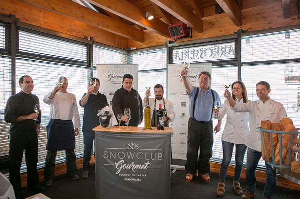El Snow Club Gourmet sigue consolidándose