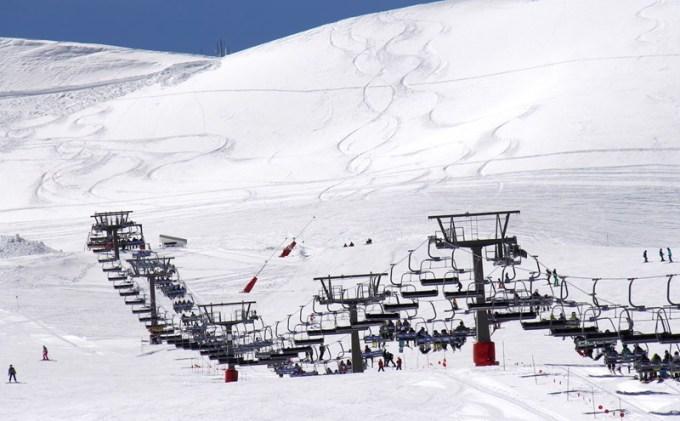 La primavera, la mejor temporada de esquí de Sierra Nevada