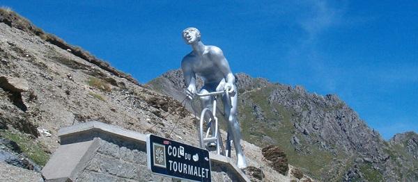 El Tourmalet, puerto mítico del ciclismo y emblema pirenaico, paso obligado FOTO: pyrenees-trip.es