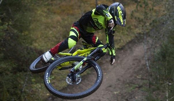 Vallnord Bike Park La Massana cuenta con 29 circuitos de diferentes niveles FOTOS: Vallnord