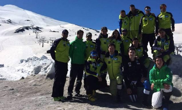 Sierra Nevada, base de operaciones de la pretemporada de esquí alpino