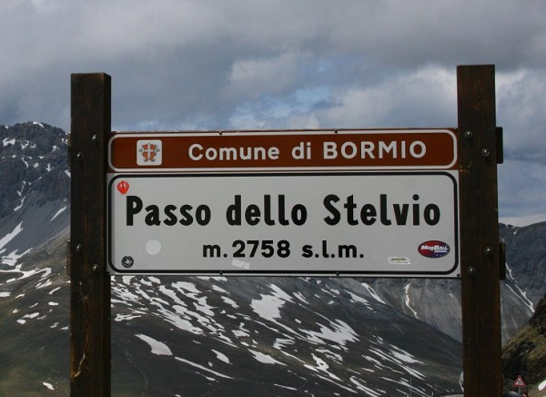 Passo dello Stelvio. FOTO: Cycling Locations