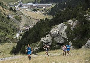 La carrera discurre íntegramente por montaña