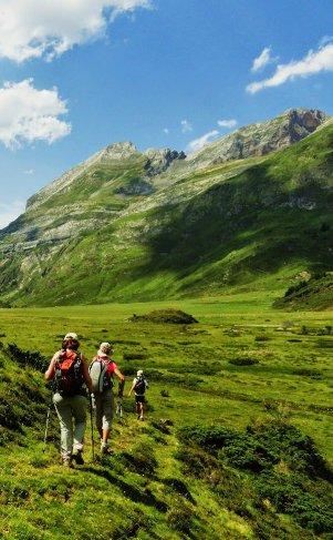 Parajes de ensueño en el corazón de los Pirineos atlánticos