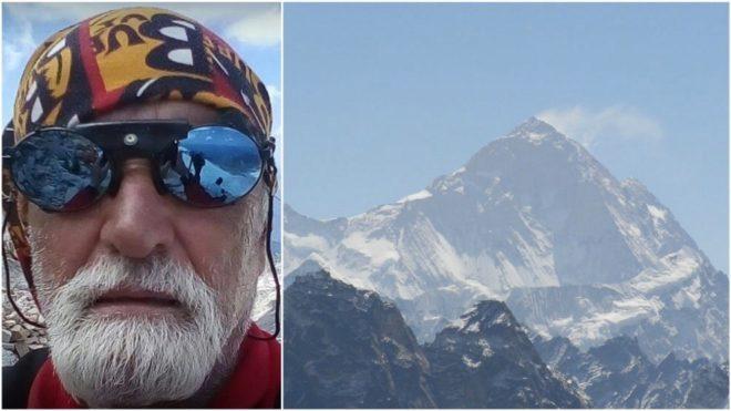 Imagen Francisco Candela del alpinista fallecido en el Himalaya (MARCA)