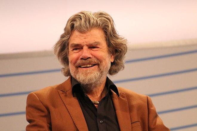 Galardonado con el Premio Princesa de Asturias de los Deportes junto al polaco Krzysztof Wielicki, Messner recalcó que