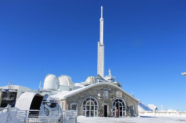 Pic du Midi, Patrimonio Mundial de la Humanidad