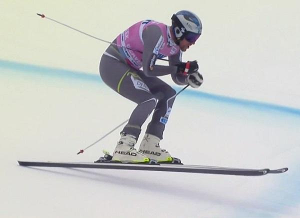 Svindal, ganador de los dos últimos descensos en la Birds of Preys, ha sido hoy tercero
