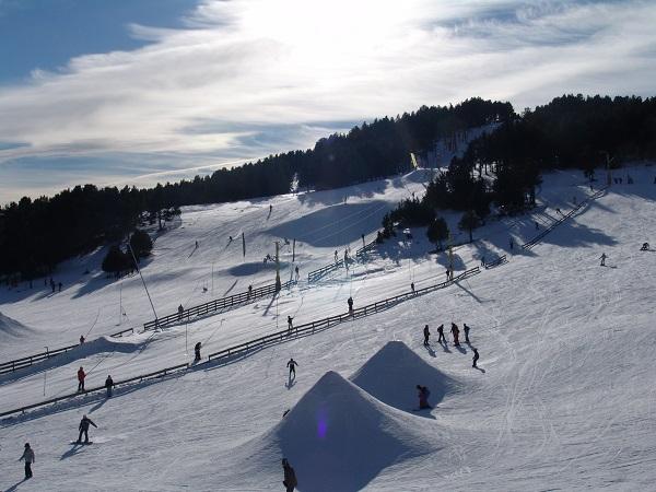 La Quillane, el lugar perfecto para las primeras experiencias en la nieve