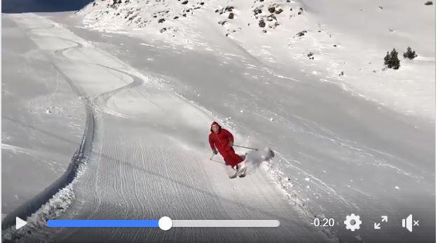 El vídeo de la estación de Porté habla por sí solo