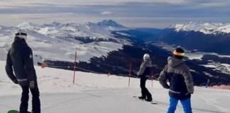 Ushuaia albergaría las pruebas de nieve
