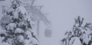 La estación aranesa ha recibido un buen pellizco de nieve