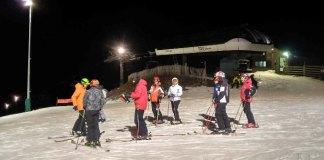 La estación ha abierto todo el desnivel esquiable